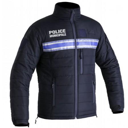 Blouson matelassé Police Municipale