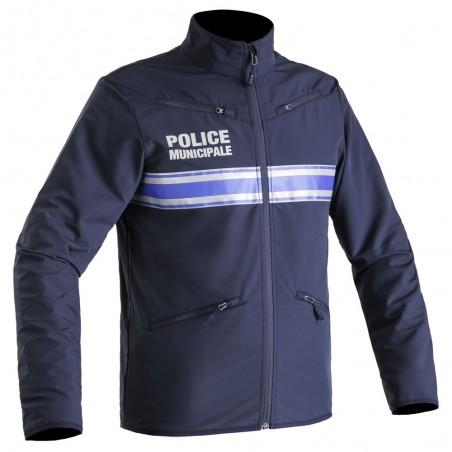 Blouson cycliste stretch Police Municipale