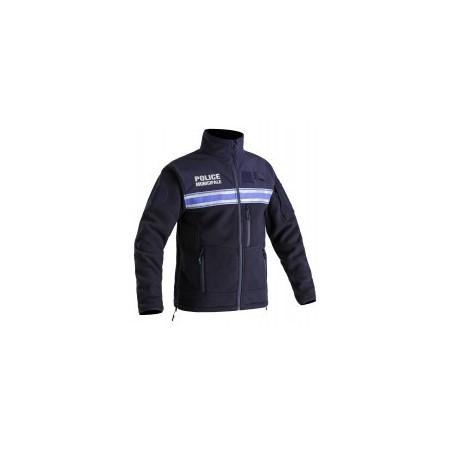 BLOUSON POLAIRE POLICE MUNICIPALE PM-ONE