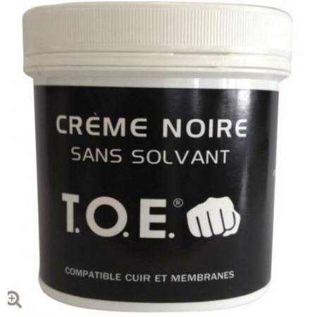 Crème imperméabilisante sans solvant 250 ml noir