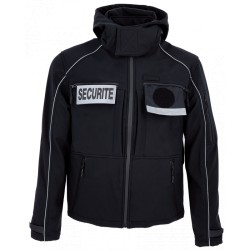 VESTE SOFTSHELL SECURITE ARROW